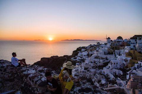 La Grèce et ses îles ont, pour la première fois, détrôné l'Espagne, explique Tui Belgium.
