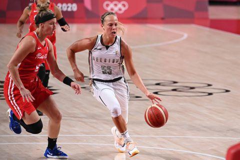 """Comment la WNBA a transformé Julie Allemand: """"J'ai eu un déclic mental aux États-Unis"""""""