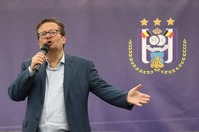 Marc Coucke aurait refusé l'offre d'un milliardaire pour le rachat d'Anderlecht