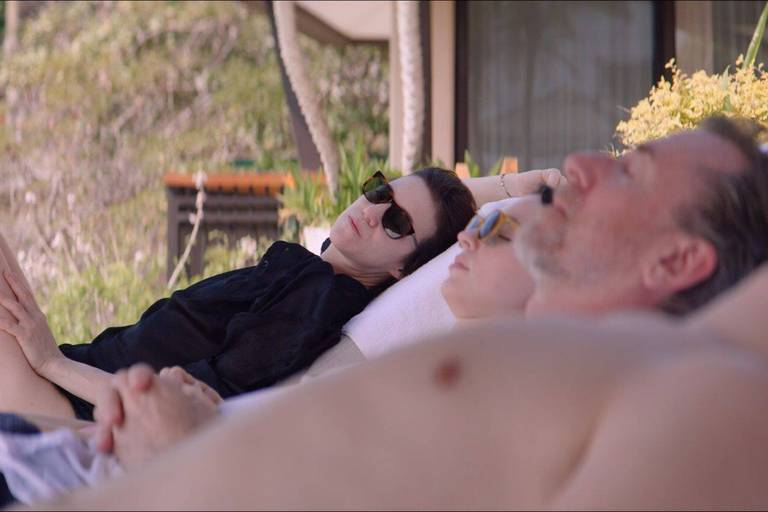 Tim Roth en vacances mouvementées à Acapulco