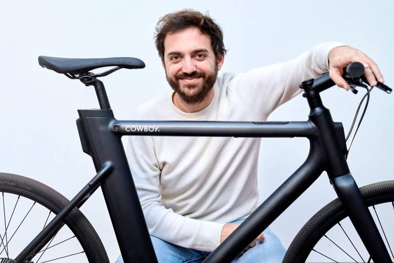 Pour Cowboy et son vélo électrique connecté, la crise a des allures de dopant magique