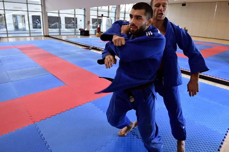 """Le coach de Toma Nikiforov, Damiano Martinuzzi, se veut positif: """"Surtout fier du chemin parcouru"""""""