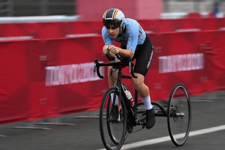 Jeux Paralympiques : Tim Celen (MT2) médaille de bronze en contre-la-montre de cyclisme, 12e médaille belge