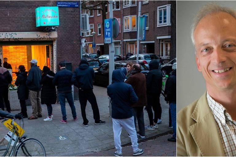 """""""En prônant l'immunité collective, les Pays-Bas deviennent un risque potentiel pour nous"""""""