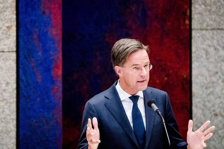 """Le premier ministre néerlandais présente ses excuses: """"Nous avons fait une erreur de jugement"""""""