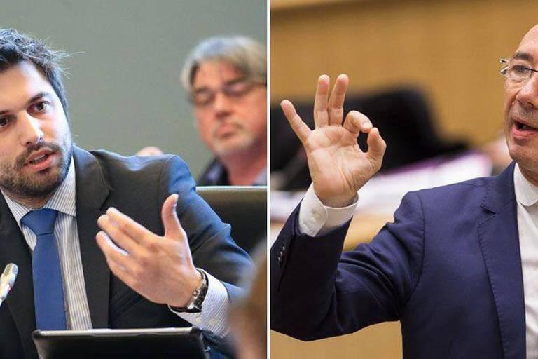 """""""Imbécillité"""", """"vous ne connaissez pas votre dossier"""": Demotte recadre Bouchez au Parlement"""