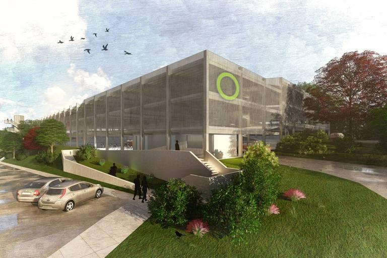 Le parking des Mésanges va faire peau neuve à Wavre: un parking de 550 places payantes à l'enquête publique