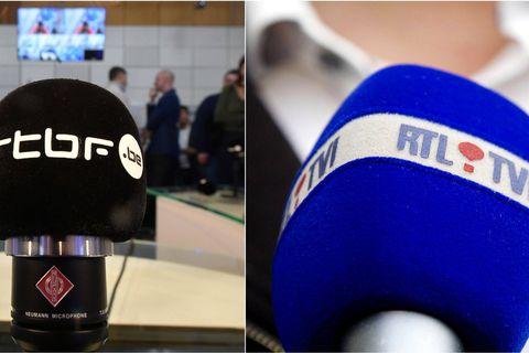 """""""La RTBF considère RTL Belgium comme une ennemie"""""""