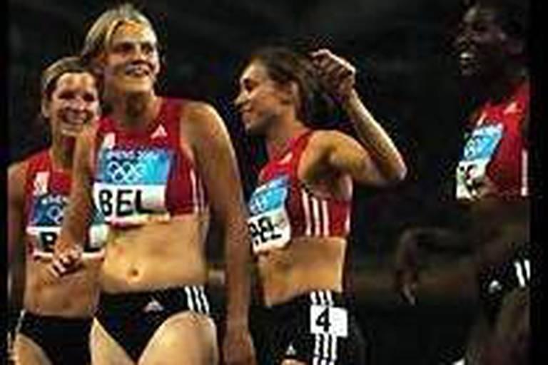 L'athlétisme belge au féminin