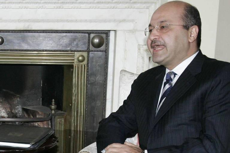 Le Kurde, Barham Salih, est élu président de l'Irak