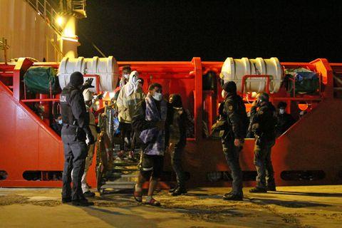 L'Italie appelle l'Union à l'aide pour gérer l'afflux de migrants