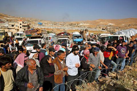 Tortures, viols, arrestations arbitraires: le sort réservé à ces réfugiés syriens qui font le pari du retour en Syrie