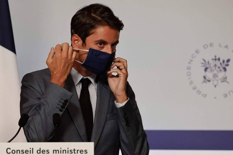 """Le gouvernement français annonce de nouveaux tours de vis pour empêcher """"la fermeture du pays"""""""