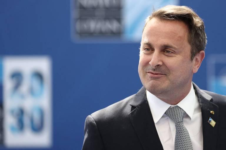 Le Premier ministre luxembourgeois Xavier Bettel a quitté l'hôpital