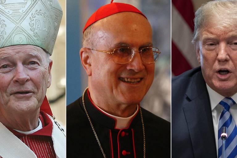 Crise au Vatican: voici les 8 principaux acteurs