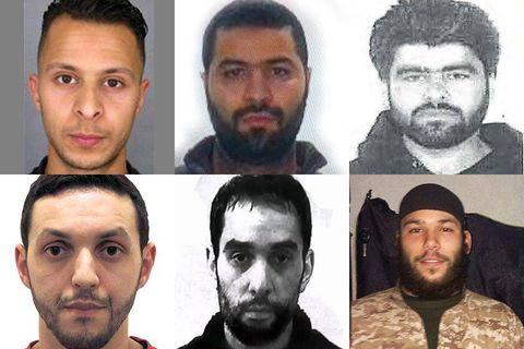 Molenbeekois, commandos venus de Syrie, vieux routier du djihad...: qui sont les 20 accusés dans le procès des attentats de Paris ?