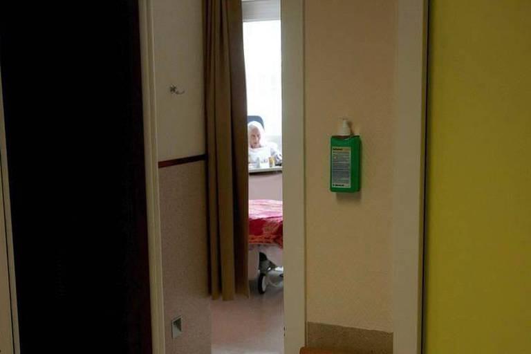 Docteur Corinne Van Oost , service des soins palliatifs de la clinique Saint-Pierre à Ottignies.