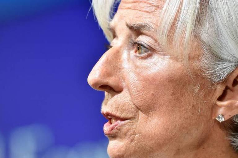 """Lagarde (FMI): une restructuration de la dette grecque est """"nécessaire"""""""