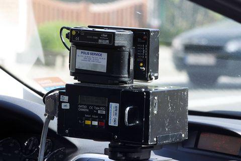 Hensies: un chauffard flashé à 178 km/h au lieu de 90