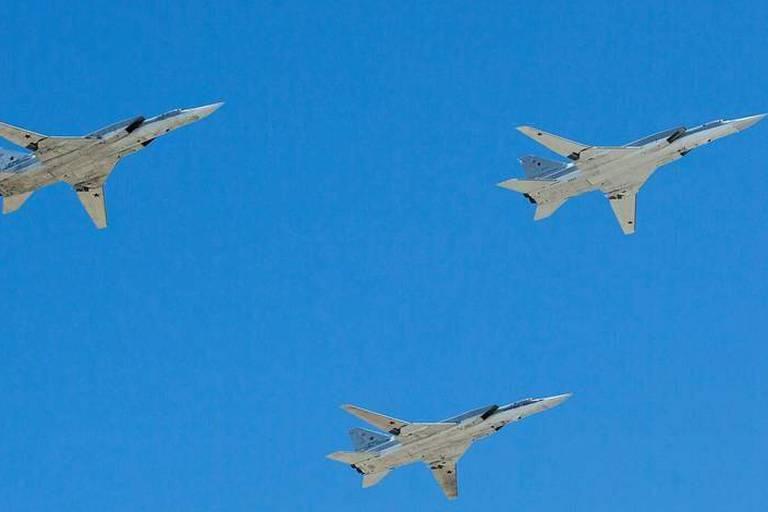 """Forte hausse d'incidents impliquant des avions militaires russes volant """"à l'aveugle"""""""