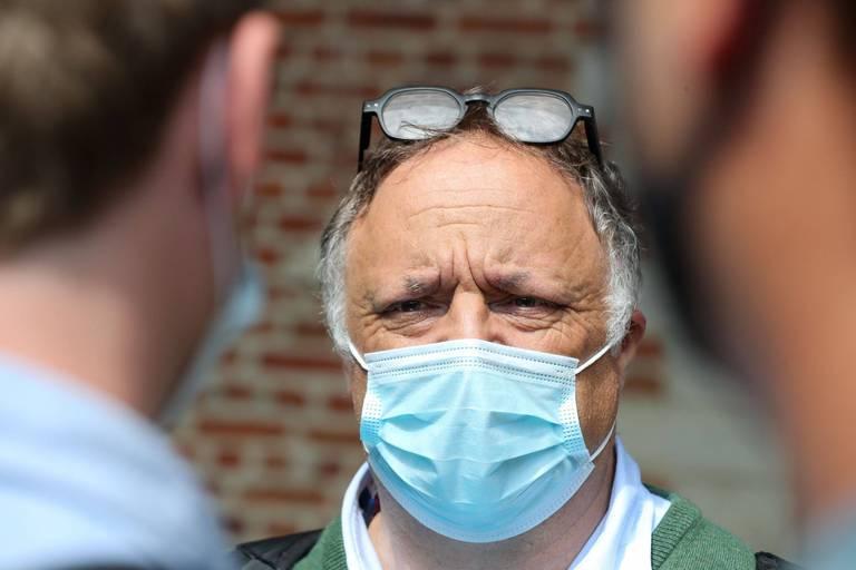 """La mise en garde de l'OMS contre une nouvelle pandémie est légitime selon Marc Van Ranst: """"C'est une réalité"""""""