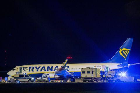 """Un avion Ryanair contraint de se poser à Berlin: la compagnie parle de """"menace potentielle"""""""