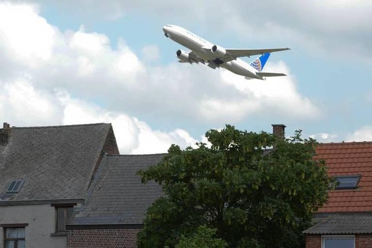 Brussels Airport préconise un plan d'isolation des maisons des riverains