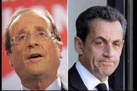 Hollande très largement vainqueur de Sarkozy