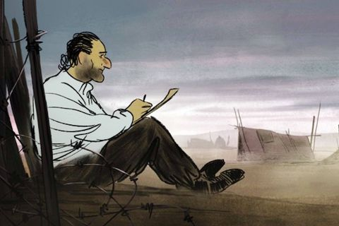 """""""Josep"""", un """"hommage au dessin, notre médium commun"""""""