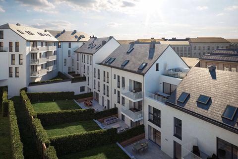 Cœur d'Îlot : 39 appartements en construction à Arlon