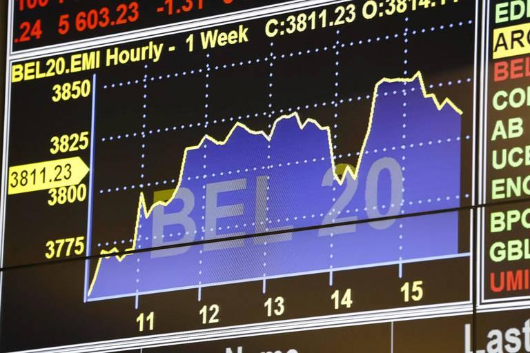 Les Bourses européennes au petit trot, le Bel 20 en léger recul se maintient au-dessus des 4 300 points