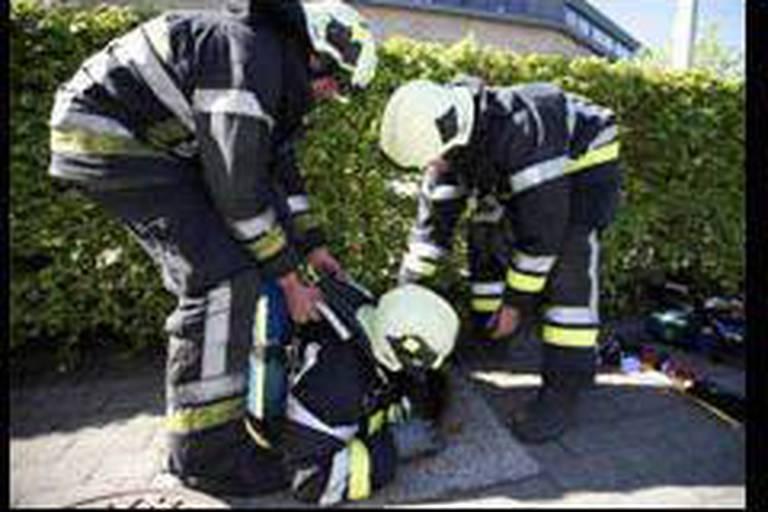 """Schellebelle: """"Un manque criant de formation pour les pompiers"""""""