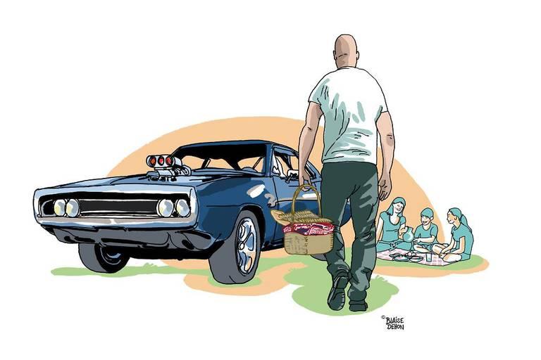 """""""Fast & Furious"""": des films pour l'amour du cric et du Christ"""