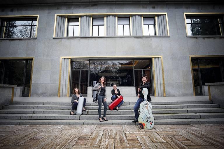 Akhtamar, un quartet pour panser les blessures de l'Arménie
