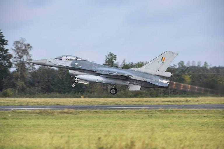 La Belgique rejoint le programme Otan NFTE d'entraînement de pilotes militaires