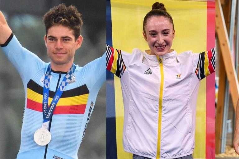 Après Derwael, Van Aert et Casse, quels autres espoirs de médailles pour la Belgique ?