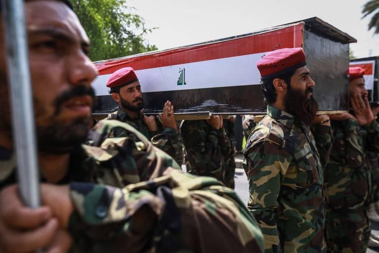 Irak: deux roquettes tirées à l'aube près de l'ambassade américaine à Bagdad