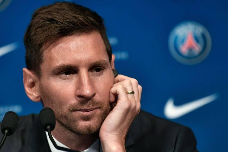 """Lionel Messi sur TF1: """"J'ai hâte de jouer avec Kylian et les meilleurs joueurs au monde"""""""