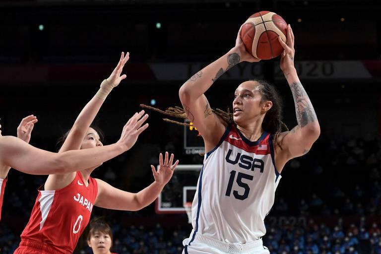 Basket dames: 7e titre olympique de rang pour les États-Unis
