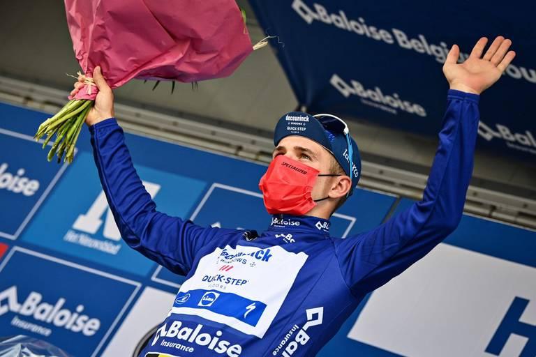 Remco Evenepoel remporte le Tour de Belgique, Cavendish vainqueur de la dernière étape