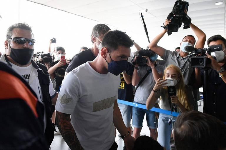 """""""Seul Dieu le sait"""", fantastique"""", """"C'est le meilleur au monde"""": les joueurs du PSG réagissent à la future arrivée de Messi"""