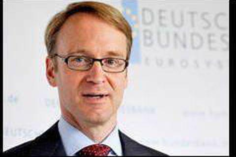 Le chef de la Bundesbank opposé aux euro-obligations pour aider Athènes