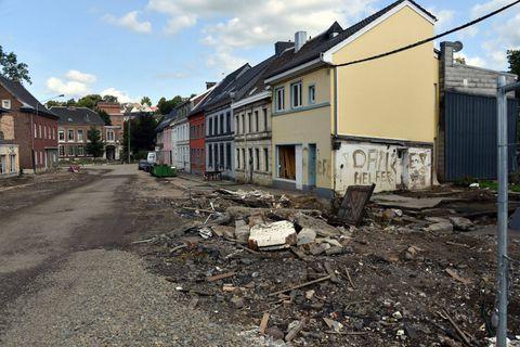 Intempéries: le gouvernement wallon et les entreprises tentent de booster la main-d'œuvre dans la construction