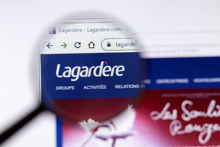 Perquisition au siège français de Lagardère