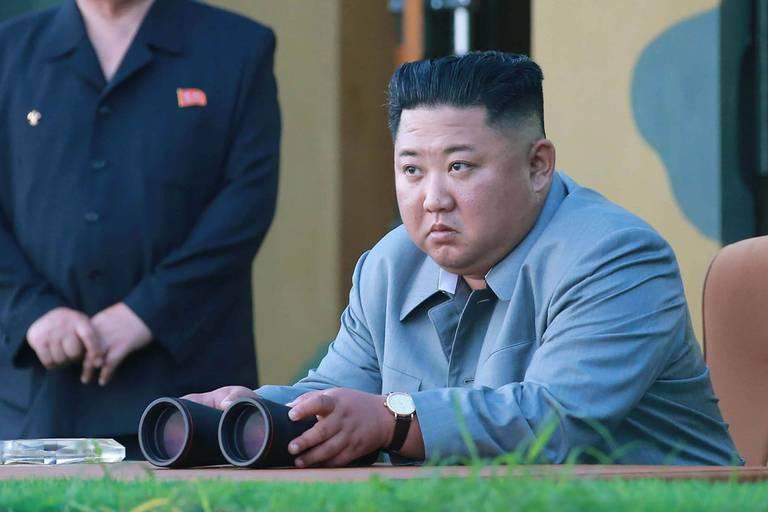 """La Corée du nord tire """"plusieurs projectiles non identifiés"""""""