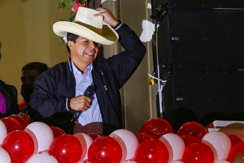 "Ni ""chaviste"", ni ""communiste"", Pedro Castillo n'importera pas de ""modèle"" étranger au Pérou"