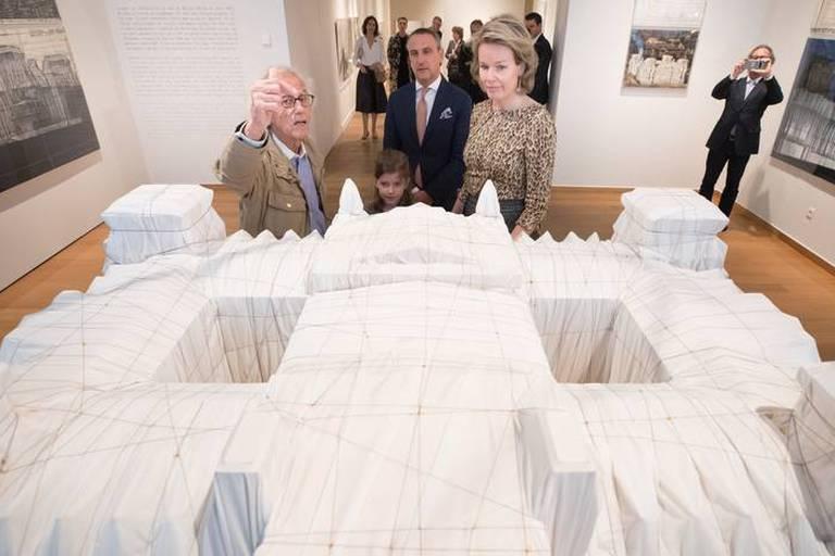 Quand Christo et Jeanne-Claude nous emballent
