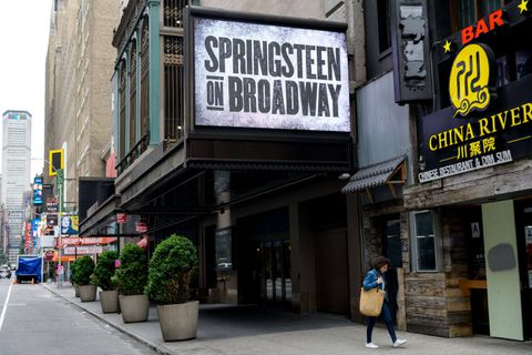 Les concerts de Bruce Springsteen interdits aux vaccinés AstraZeneca