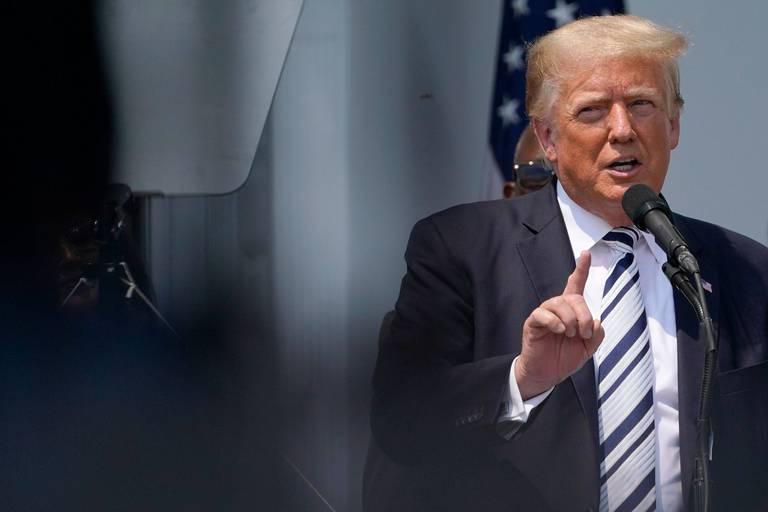 """Le jour où Trump aurait affirmé qu'Hitler avait fait """"beaucoup de bonnes choses"""""""