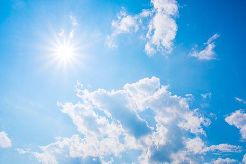 Météo: le soleil fait une percée remarquée et compte bien s'installer quelques jours